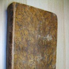 Diccionarios antiguos: DICCIONARIO LATINO-ESPAÑOL DE M. D. P. MARTÍNEZ LÓPEZ CUBIERTA DE PIEL – 1863. Lote 289015178