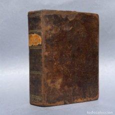 Livres anciens: AÑO 1827 - DICCIONARIO LATIN ESPAÑOL - DICTIONARIUM MANUALE LATINO-HISPANUM. Lote 289262593