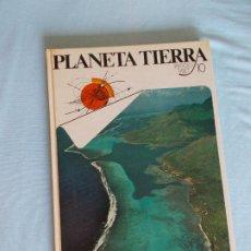 Diccionarios antiguos: DICCIONARIO PLANETA TIERRA -TOMO 10. Lote 289510673