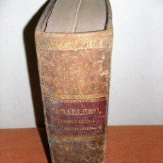 Diccionarios antiguos: DICCIONARIO GENERAL DE LA LENGUA CASTELLANA-1860. Lote 289529233