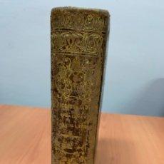 Livres anciens: DICCIONARIO DE LA LENGUA CASTELLANA 2.8A EDICIÓN. IMPRENTA NACIONAL MADRID 1836.. Lote 293444588