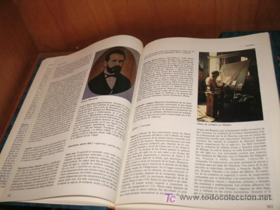 Diccionarios: DICCIONARIO HISTÓRICO DE LA COMUNIDAD VALENCIANA 1992 COMPLETO DOS TOMOS - Foto 2 - 27613635