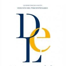 Diccionarios: DICCIONARIOS. DICCIONARIO DE LA LENGUA ESPAÑOLA - REAL ACADEMIA ESPAÑOLA (CARTONÉ). Lote 46098996