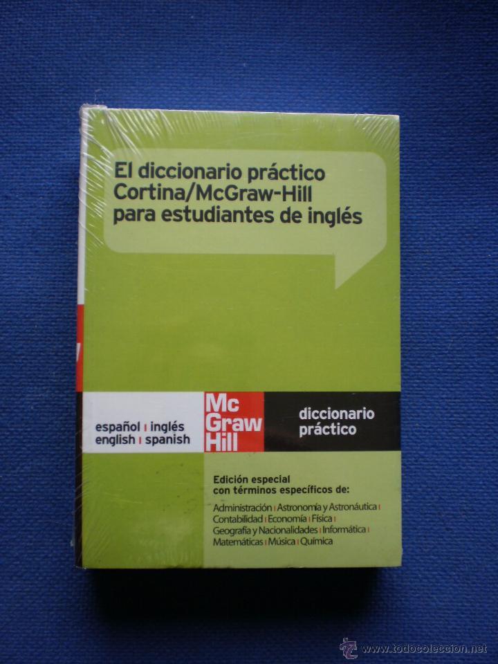 DICCIONARIO PRACTICO CORTINA ; ESP-INGL; INGL-ESP. NUEVO A ESTRENAR (Libros Nuevos - Diccionarios y Enciclopedias - Diccionarios)