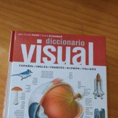 Diccionarios: DICCIONARIO VISUAL LAROUSSE MULTILINGÜE(CORBEIL Y ARCHAMBAULT)(SPES EDIT. - 2005)+650 PÁG.-TAPA DURA. Lote 74433699