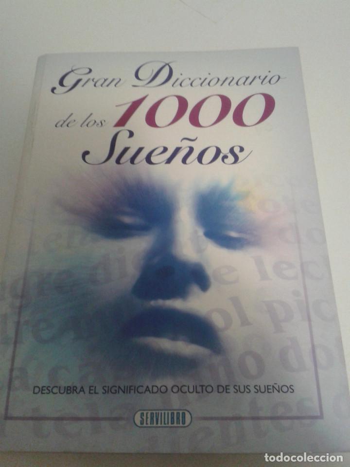 GRAN DICCIONARIO DE LOS 1000 SUEÑOS (Libros Nuevos - Diccionarios y Enciclopedias - Diccionarios)