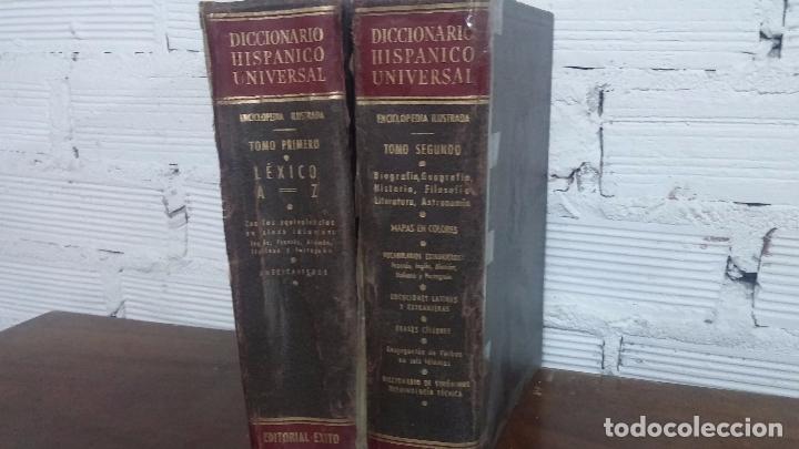 DICCIONARIO HISPANICO UNIVERSAL (Libros Nuevos - Diccionarios y Enciclopedias - Diccionarios)