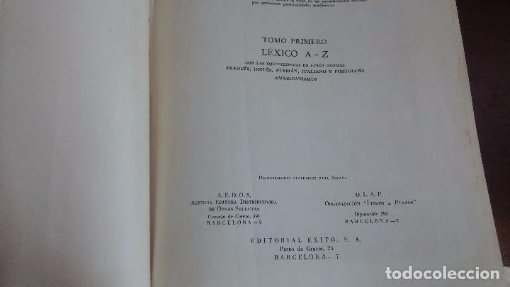 Diccionarios: Diccionario Hispanico Universal - Foto 13 - 79631349