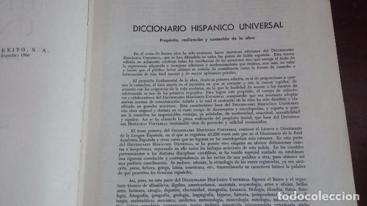 Diccionarios: Diccionario Hispanico Universal - Foto 16 - 79631349