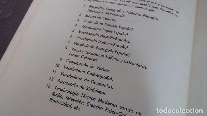 Diccionarios: Diccionario Hispanico Universal - Foto 23 - 79631349