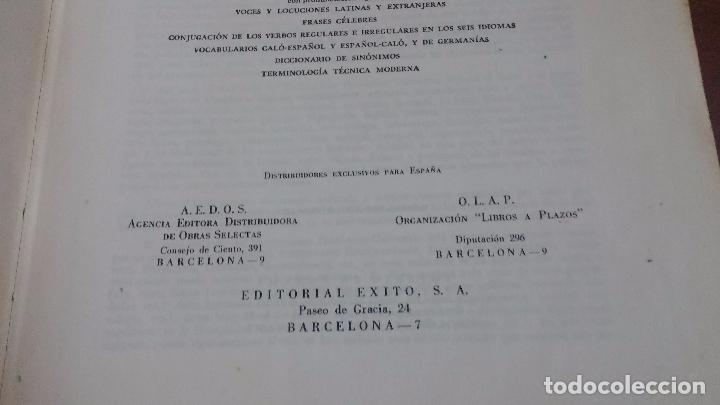 Diccionarios: Diccionario Hispanico Universal - Foto 24 - 79631349