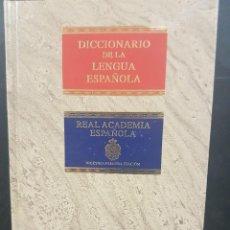 Diccionarios: DICCIONARIO DE LA REAL ACADEMIA DE LA LENGUA ESPAÑOLA. VIGÉSIMA PRIMERA EDICIÓN. 2 TOMOS.. Lote 82302540