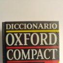 Diccionarios: DICCIONARIO OXFORD ESPAÑOL-INGLES INGLES-ESPAÑOL8. Lote 84589706