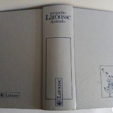 Diccionarios: DICCIONARIO PEQUEÑO LAROUSSE ILUSTRADO 1988. Lote 84593194