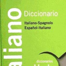 Diccionarios: DICCIONARIO AVANZADO ITALIANO HERDER EDITORIAL. Lote 95237650