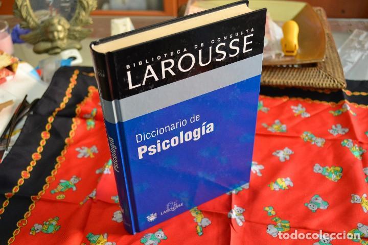 Diccionarios: Diccionario de Psicología Larousse - Foto 3 - 103836607