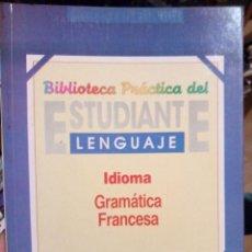 Diccionarios: BIBLIOTECA PRÁCTICA DEL ESTUDIANTE. Lote 110096183