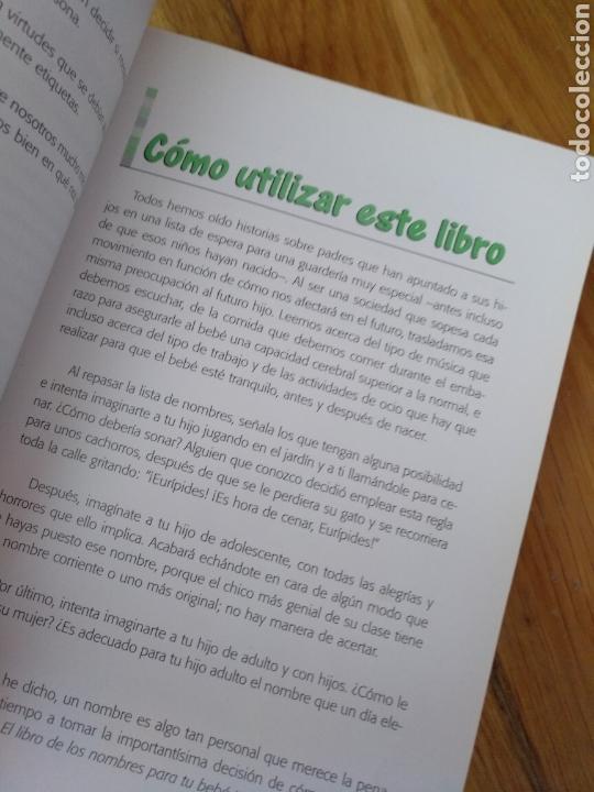 Diccionarios: El libro de los nombres para tu bebé.Tikal.Misa Shaw.Susaeta.Impreso EEUU - Foto 3 - 112394512