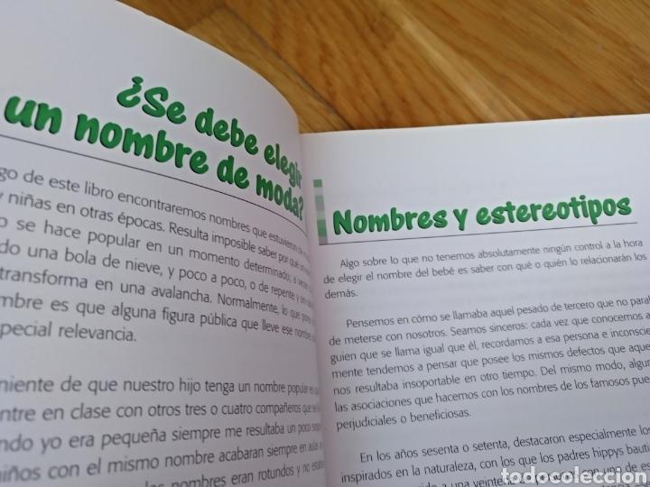 Diccionarios: El libro de los nombres para tu bebé.Tikal.Misa Shaw.Susaeta.Impreso EEUU - Foto 4 - 112394512