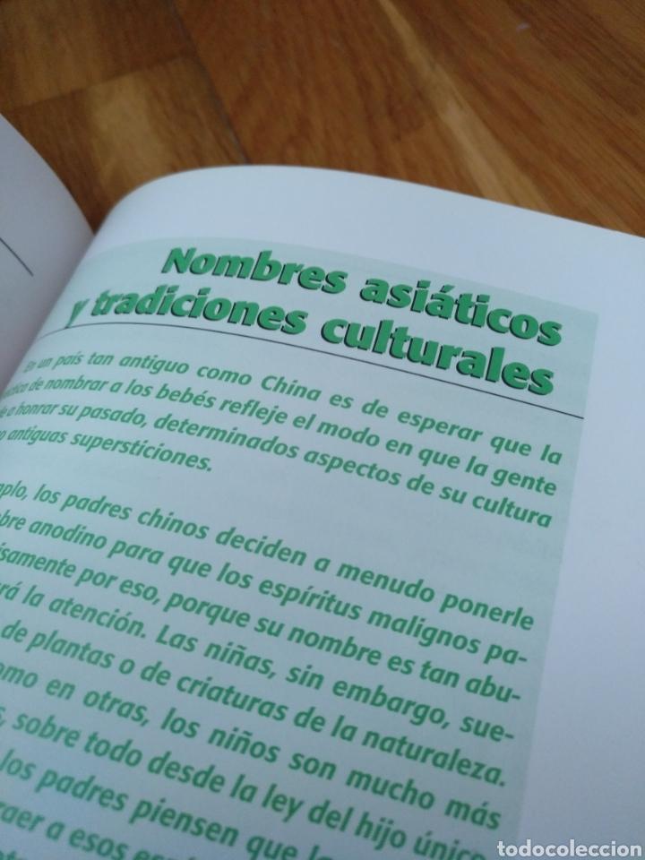 Diccionarios: El libro de los nombres para tu bebé.Tikal.Misa Shaw.Susaeta.Impreso EEUU - Foto 6 - 112394512
