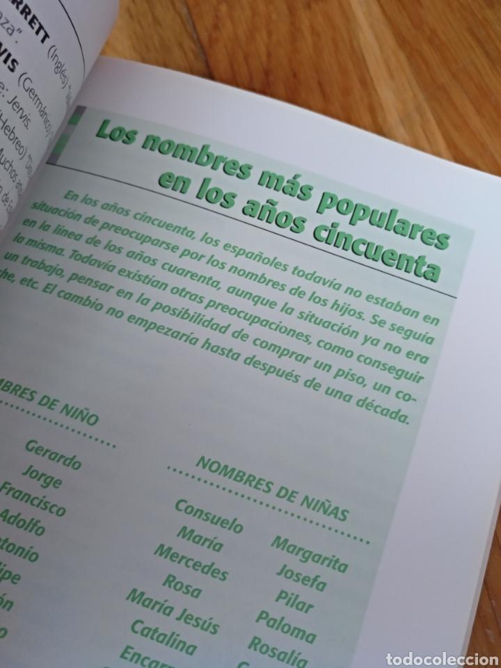 Diccionarios: El libro de los nombres para tu bebé.Tikal.Misa Shaw.Susaeta.Impreso EEUU - Foto 7 - 112394512