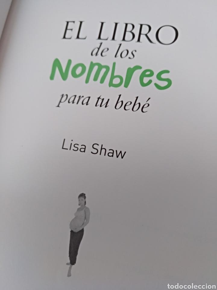Diccionarios: El libro de los nombres para tu bebé.Tikal.Misa Shaw.Susaeta.Impreso EEUU - Foto 9 - 112394512