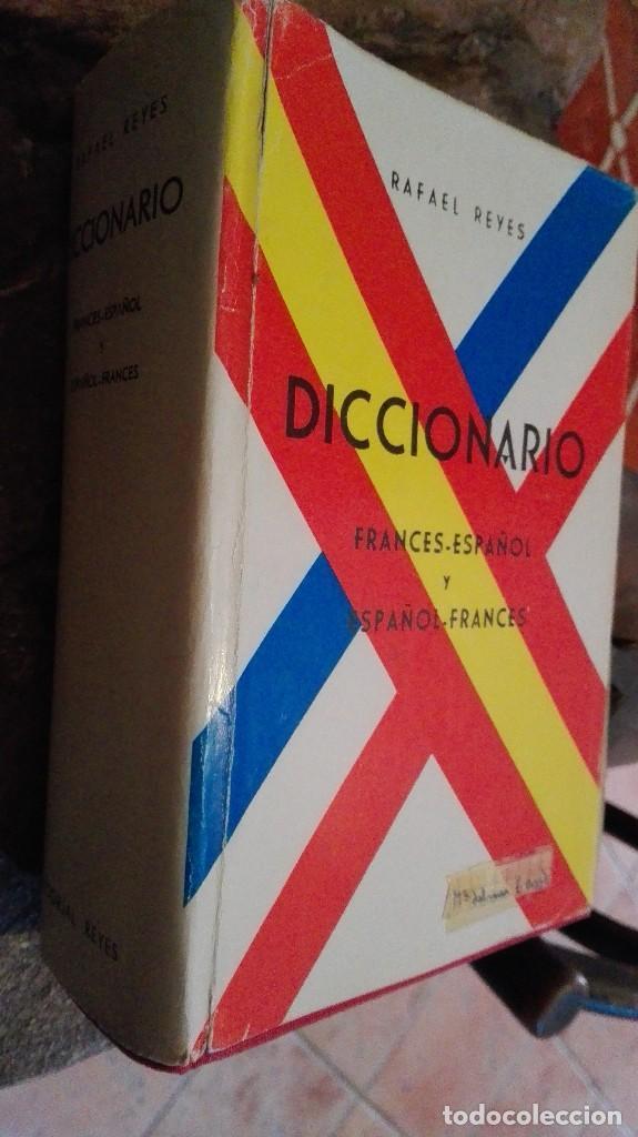 DICCIONARIO FRANCÉS ESPAÑOL / ESPAÑOL FRANCÉS - RAFAEL REYES - 1964 (Libros Nuevos - Diccionarios y Enciclopedias - Diccionarios)