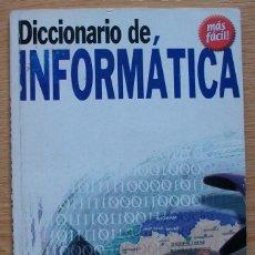 Diccionarios: DICCIONARIO DE INFORMATICA. 2002. Lote 117998047