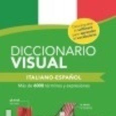 Diccionarios: DICCIONARIO VISUAL ITALIANO-ESPAÑOL. Lote 125934434