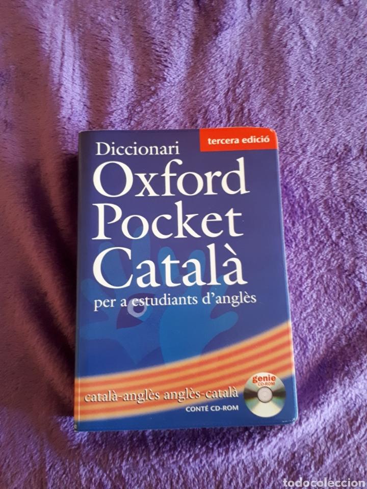 OXFORD POCKET CATALÀ (Libros Nuevos - Diccionarios y Enciclopedias - Diccionarios)