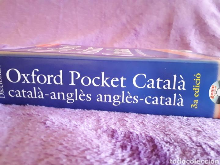Diccionarios: Oxford Pocket Català - Foto 2 - 126371931