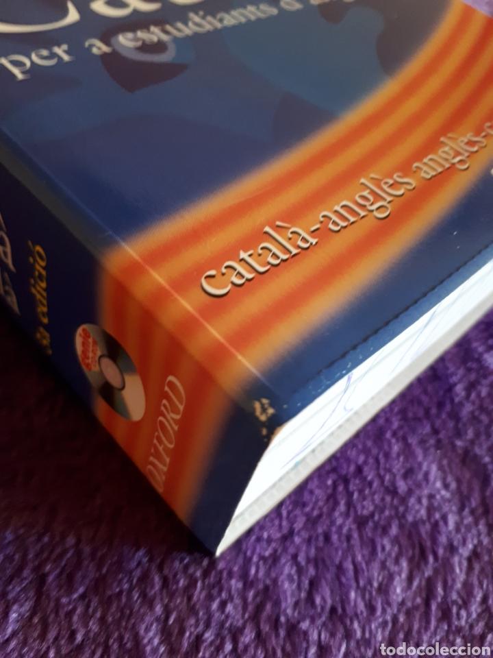 Diccionarios: Oxford Pocket Català - Foto 3 - 126371931