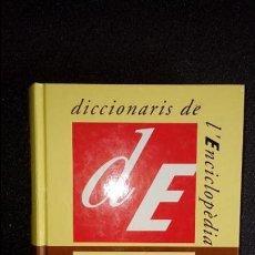 Diccionarios: DICCIONARIO CATALÁN-CASTELLANO, CASTELLANO-CATALÁN. CATALUNYA. CATALUÑA.. Lote 126776879