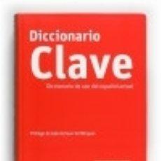 Diccionarios: DICCIONARIO CLAVE : LENGUA ESPAÑOLA. Lote 70802497