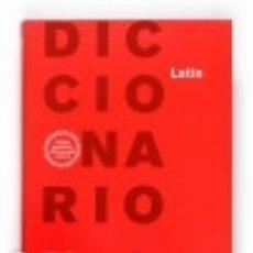 Diccionarios: DICCIONARIO LATÍN. Lote 121978179