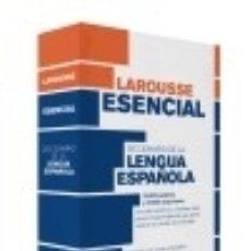 Diccionarios: DICCIONARIO ESENCIAL LENGUA ESPAÑOLA LAROUSSE EDITORIAL, S.A.. Lote 70945626