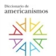 Diccionarios: DICCIONARIO DE AMERICANISMOS RAE. Lote 70871931