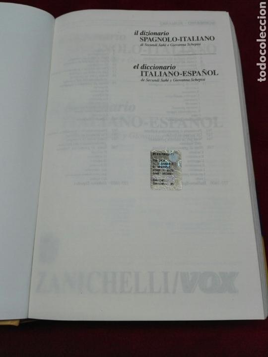 Diccionarios: Diccionario Italiano-Español con disco - Foto 4 - 132375827