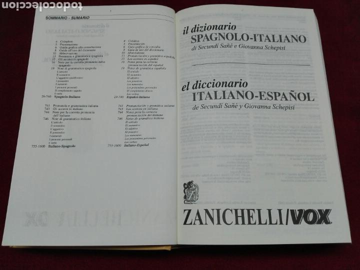 Diccionarios: Diccionario Italiano-Español con disco - Foto 5 - 132375827