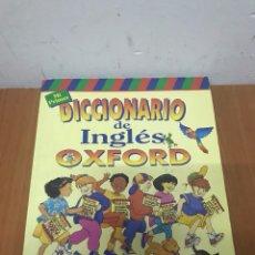 Diccionarios: DICCIONARIO DE INGLÉS OXFORD SUSAETA. Lote 132396905