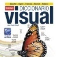 Diccionarios: DICCIONARIO VISUAL MULTILINGÜE + ONLINE. Lote 132564410