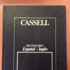 Diccionarios: DICCIONARIO CASSELL. Lote 135069911