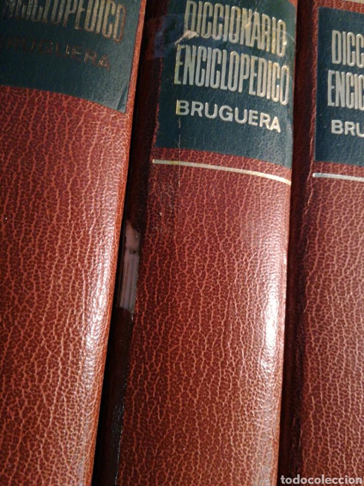 Diccionarios: DICCIONARIO ENCICLOPEDICO BRUGUERA - Foto 2 - 142813972