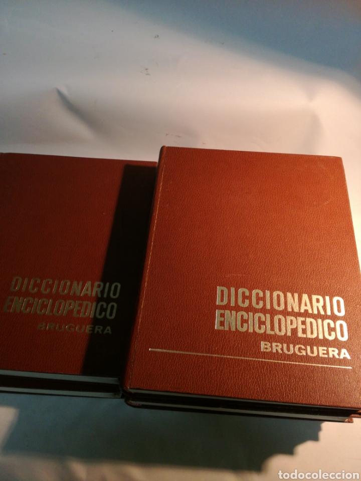 Diccionarios: DICCIONARIO ENCICLOPEDICO BRUGUERA - Foto 3 - 142813972