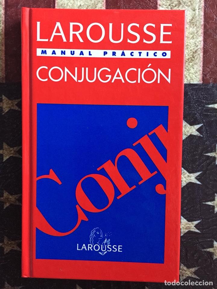 MANUAL PRÁCTICO DE CONJUGACIÓN (Libros Nuevos - Diccionarios y Enciclopedias - Diccionarios)