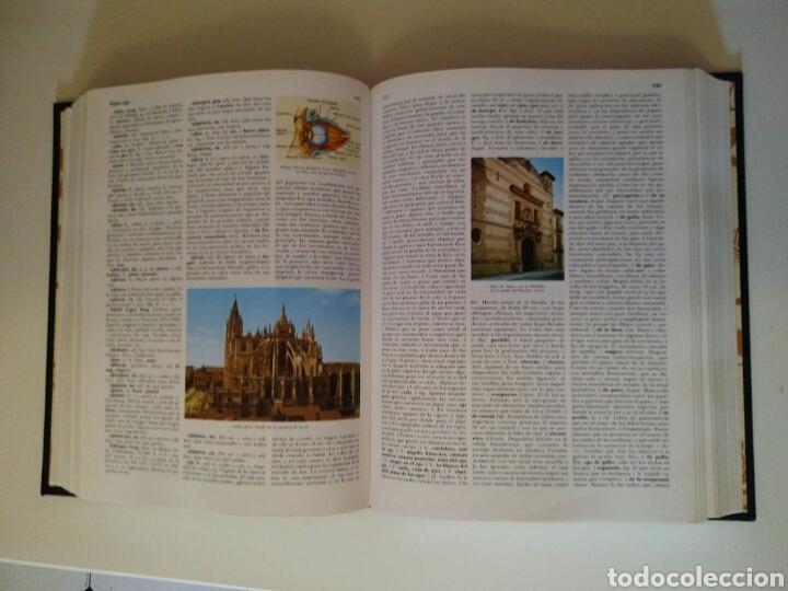 Diccionarios: Diccionario enciclopédico espasa tomo 9 módulo PERGEÑO AÑO 1985 - Foto 6 - 143381032