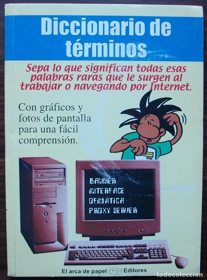 DICCIONARIO DE TERMINOS. 2002 (Libros Nuevos - Diccionarios y Enciclopedias - Diccionarios)