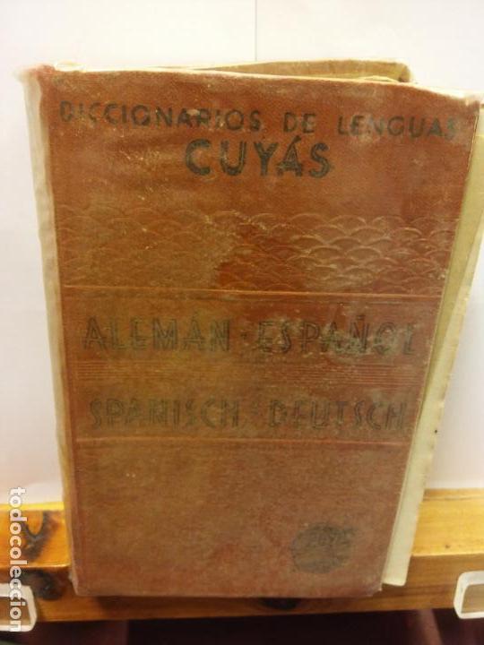 STQ.EM MARTINEZ AMADOR.DICCIONARIO MANUAL ALEMAN-ESPAÑOL.EDT, HYMSA.. (Libros Nuevos - Diccionarios y Enciclopedias - Diccionarios)