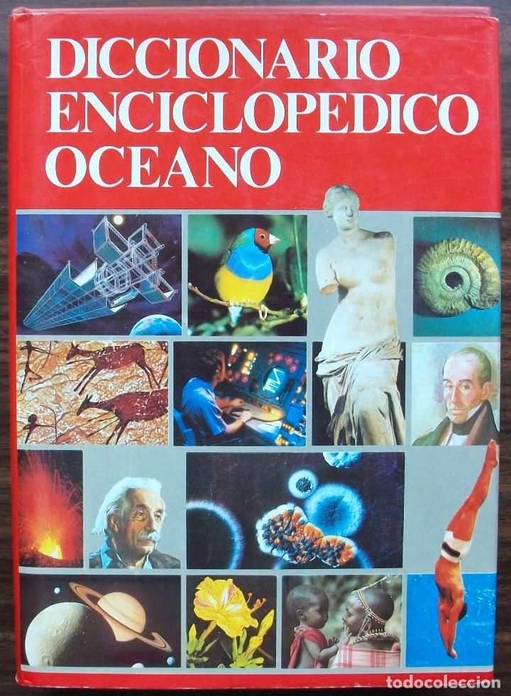DICCIONARIO ENCICLOPEDICO OCEANO. TOMO 3. ORGANOG ZWORIKIN (Libros Nuevos - Diccionarios y Enciclopedias - Diccionarios)
