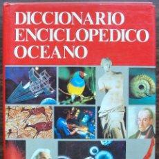 Diccionarios: DICCIONARIO ENCICLOPEDICO OCEANO. TOMO 3. ORGANOG ZWORIKIN. Lote 147020682
